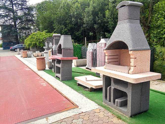 Domus edilizia materiali edili legna e pellet magazzino for Arredo giardino torino
